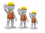 Health and safety in the workplace management system