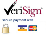 Acquisto sicuro Verisign Secured