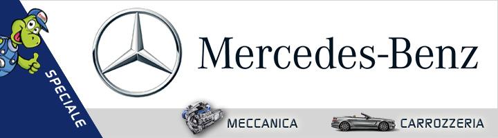 Speciale Mercedes Meccanica carrozzeria